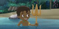 Finn the Mer-Boy