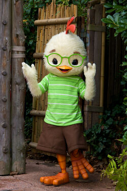 Chicken Little DLP