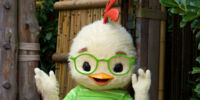 "Ace ""Chicken Little"" Cluck"