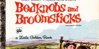 Bedknobs and Broomsticks (Little Golden Book)