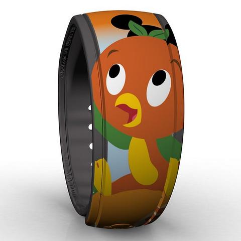 File:Orange Bird Magic Band.png
