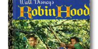 Robin Hood (1955 Little Golden Book)