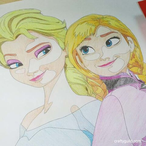 File:Anna and elsa coloring page.jpg
