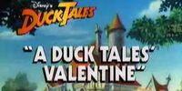 A DuckTales Valentine