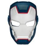 Iron Man 3 Mask, Glow In The Dark Iron Patriot