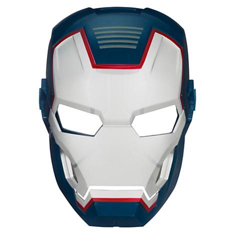File:Iron Man 3 Mask, Glow In The Dark Iron Patriot.jpg