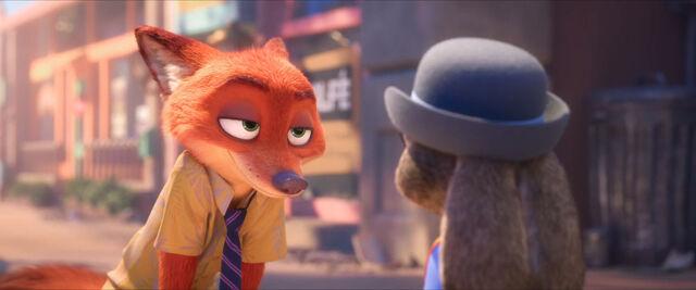 File:Zootopia Nick eyeing-Judy.jpg