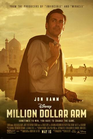 File:Million Dollar Arm Poster.jpg