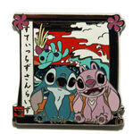 Stitch's Sunrise - Angel, Stitch & Scrump Doll