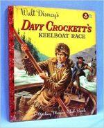 Davy crocketts keelboat race mmc book