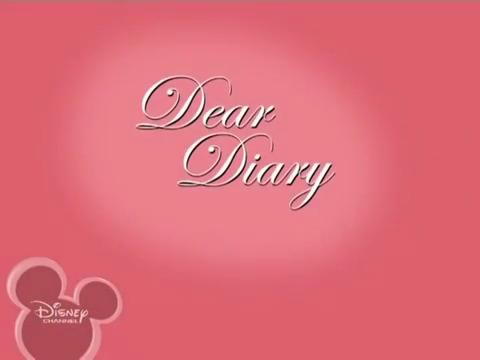 File:Dear Diary B&W.jpg
