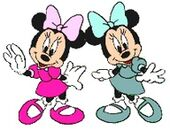 Millie and Melody Mouse