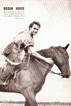 RH riding horse