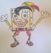 Spongeocchio