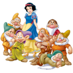 Snow white and the seven dwarves-1