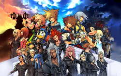 Kingdom Hearts II Final Mix 2 (Art)