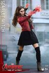 Scarlet Witch Hot Toys 02