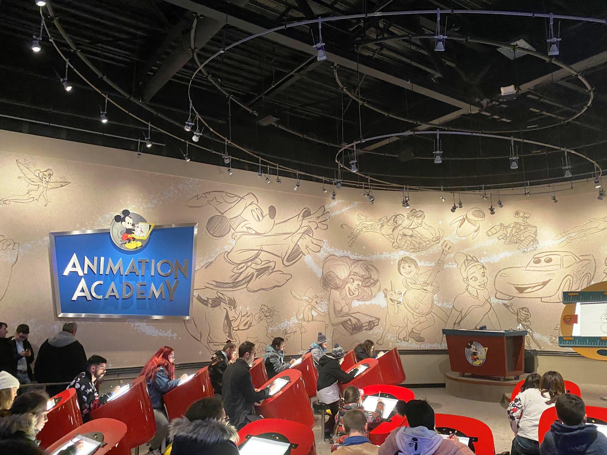 File:Animation Academy Walt Disney Studios Park.jpg