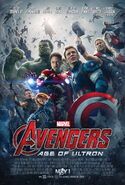 Avengers AOU Poster