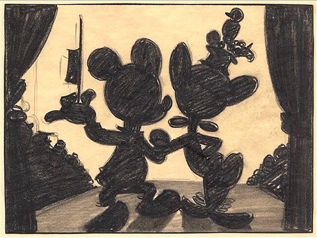 File:Disney's Mickey Mouse - The Nifty Nineties - Storyboard - 2 - Detail.jpg