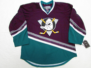 Mighty Ducks 2013 throwback jersey