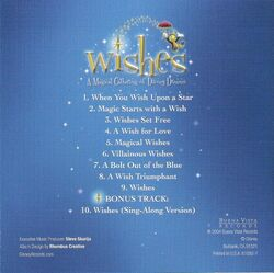 Wishes track listings