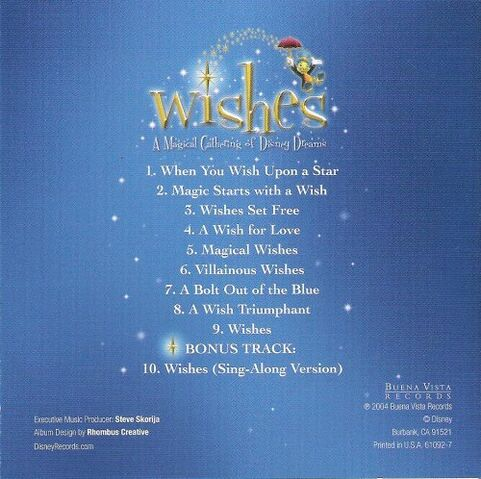File:Wishes track listings.jpg