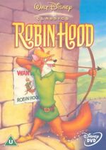 Robin Hood 2002 UK DVD
