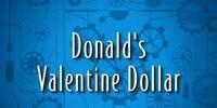 Donald's Valentine Dollar