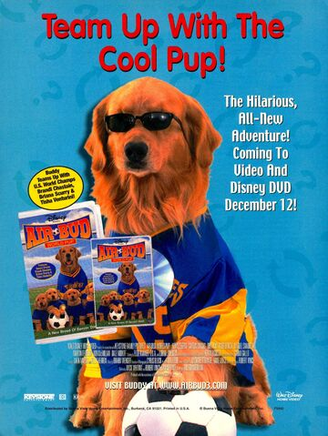 File:Air Bud World Pup video DVD print ad NickMag Dec 2000.jpg