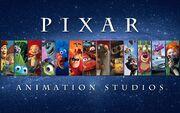Pixar works of art