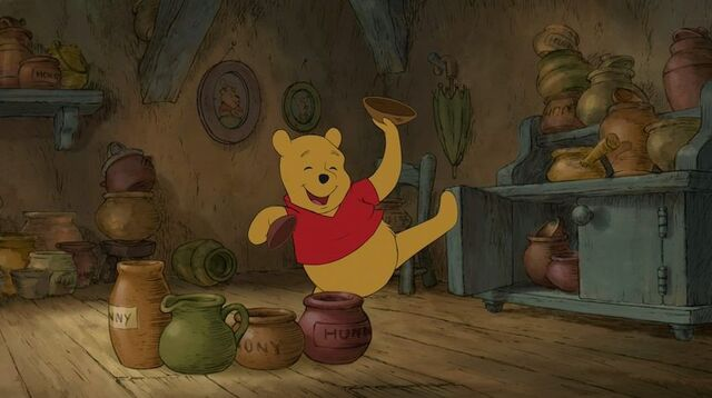File:Winnie the Pooh A Pooh Bear takes care of his tummy.jpg