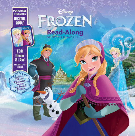 File:Frozen Read-Along Storybook and CD 2nd Version.jpg