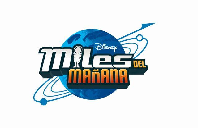 File:Miles from Tomorrowland Spanish logo.jpg
