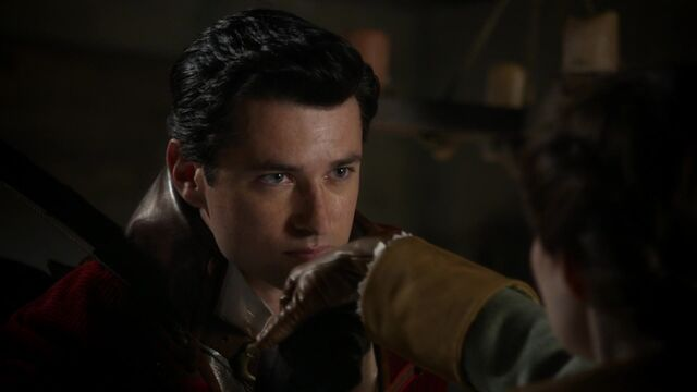 File:Once Upon a Time - 5x17 - Her Handsome Hero - Gaston Kisses Belle's Hand.jpg