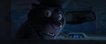 Zootopia Trailer Panther Driver