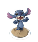 Stitch DI2.0 Transparent Figure
