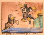 Disney's Mickey Mouse - Symphony Hour - Storyboard - 7 - Detail