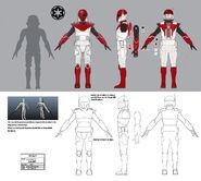 Imperial Super Commandos concept 2