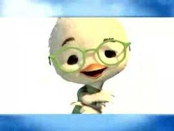 Shake a Tail Feather - Chicken Little