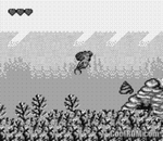 The Little Mermaid Game Boy Gameplay