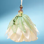2009 Disney Store Tiana Winter Christmas Ornament