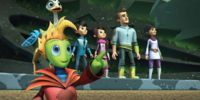 Game On (Miles from Tomorrowland)