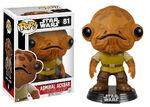 Funko Pop! Star Wars Admiral Ackbar