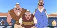 Queen Deluca's Brothers