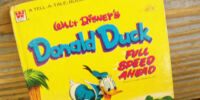 Donald Duck: Full Speed Ahead