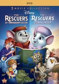 TheRescuers 2-Movie Collection DVD