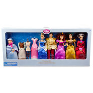 Cinderella 2012 Disney Store Doll Set Boxed