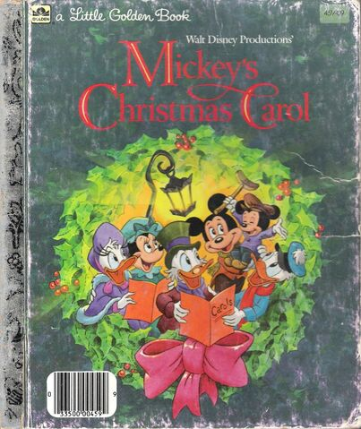 File:Mickeys christmas carol little golden book.jpg