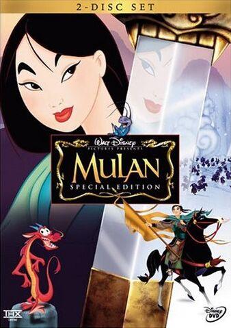File:Mulan Special Edition DVD.jpg